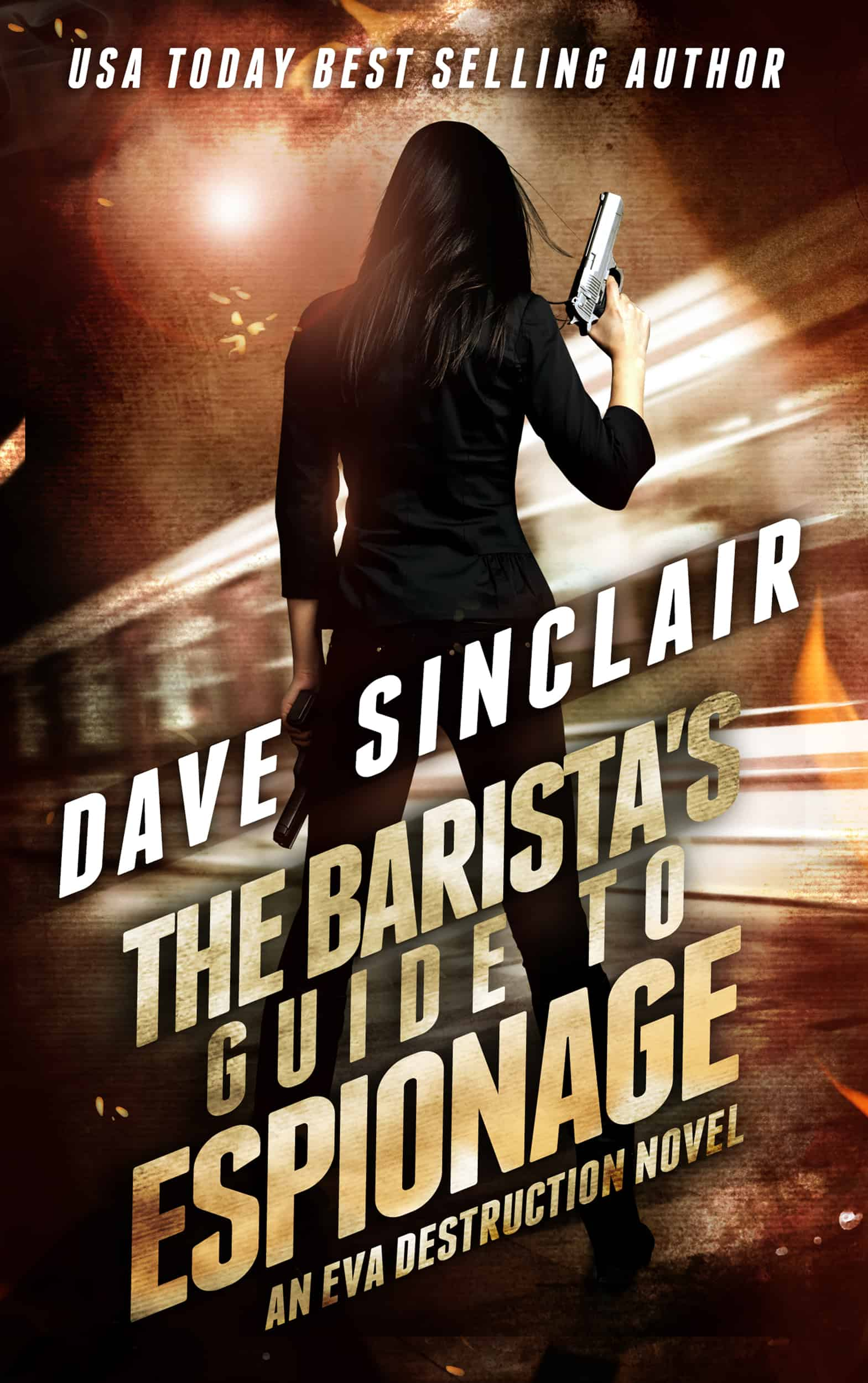 The Barista's Guide to Espionage (Eva Destruction #1)