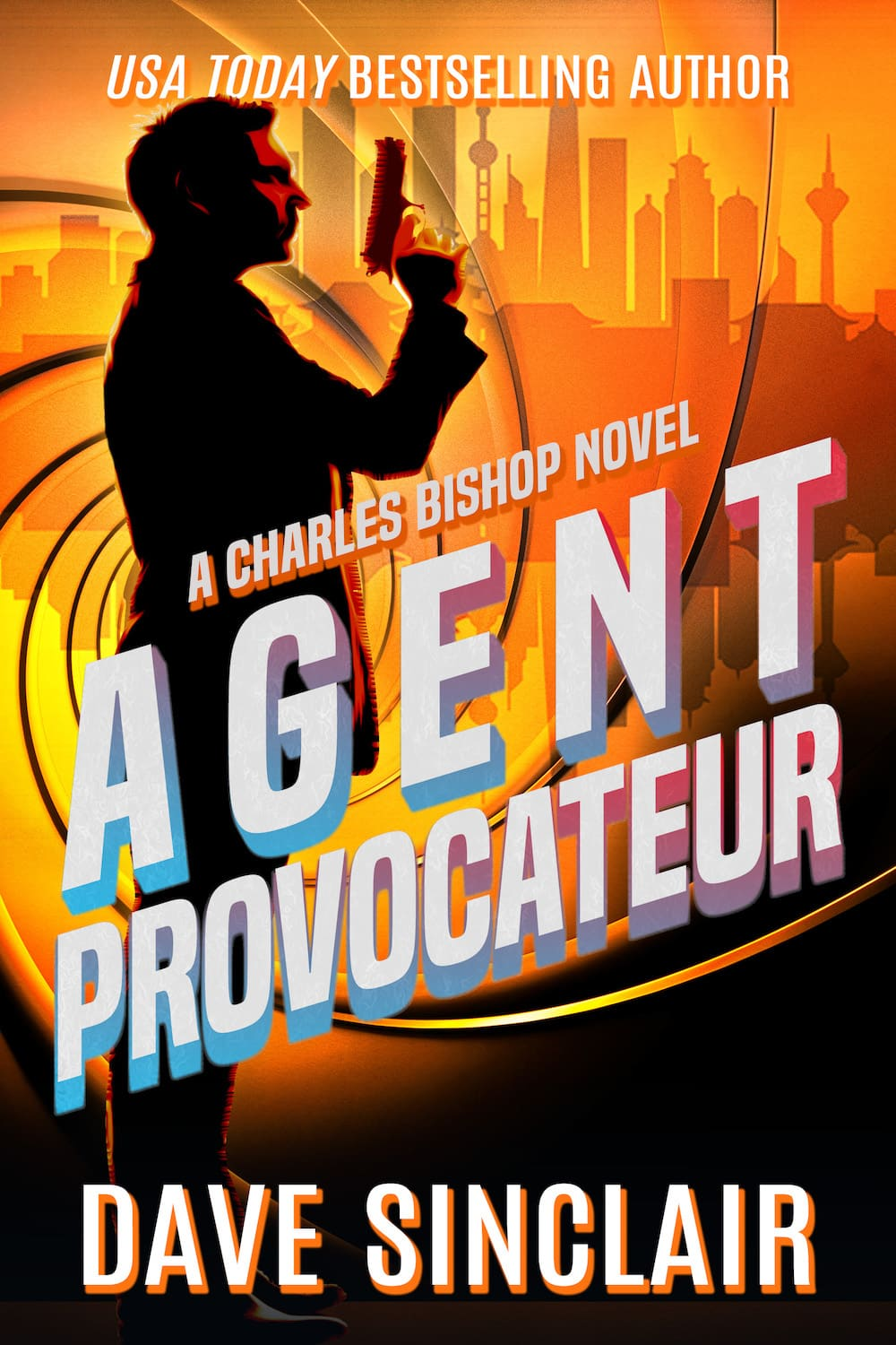 Agent Provocateur (Charles Bishop #2)