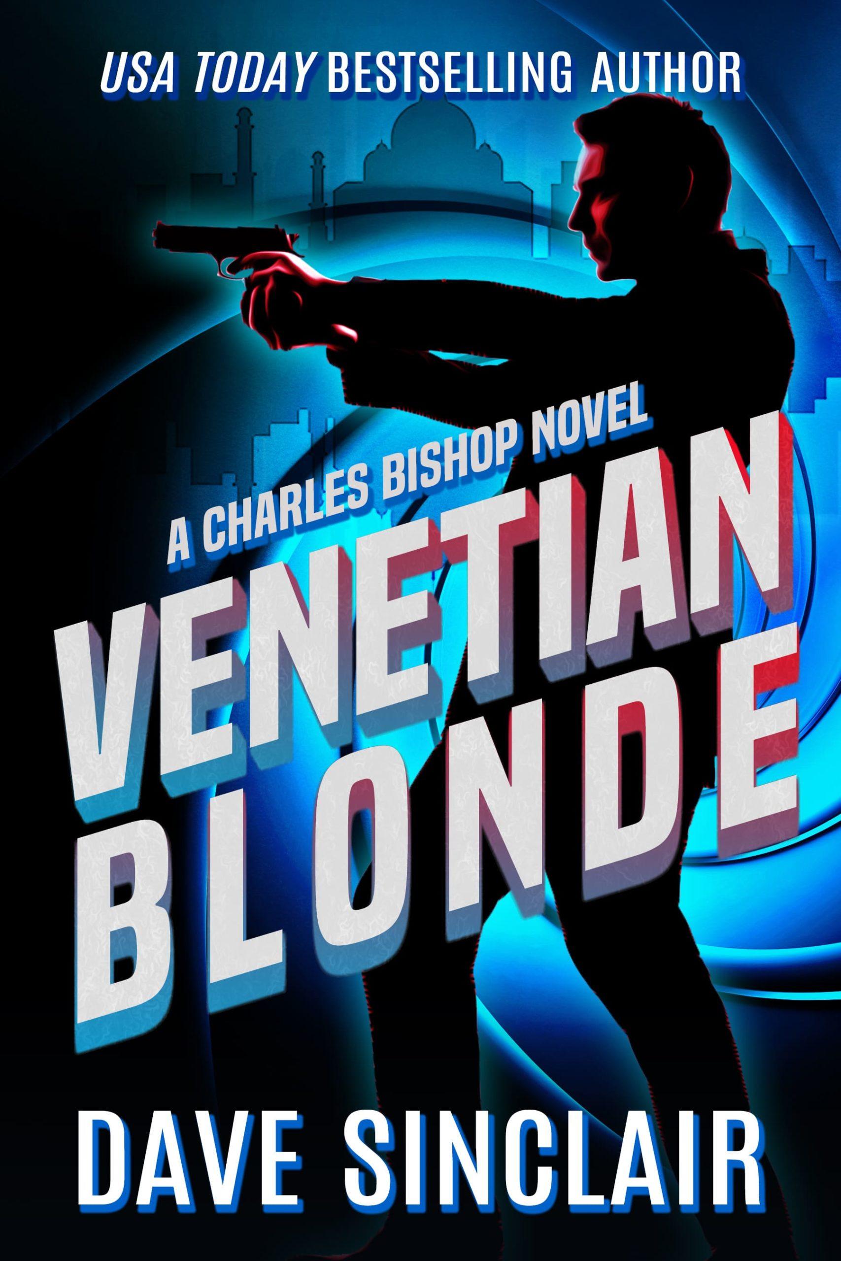 Venetian Blonde (Charles Bishop #3)